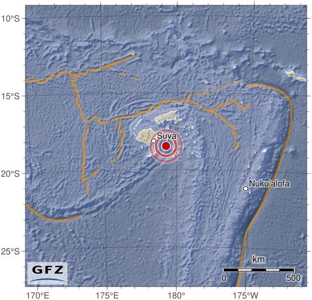 Earthquakes in the World - SEGUIMIENTO MUNDIAL DE SISMOS - Página 28 Gfz2018rmib