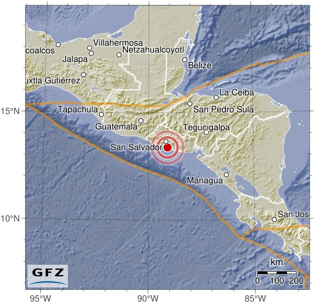 Seguimiento mundial de sismos - Página 3 Gfz2019kmxx