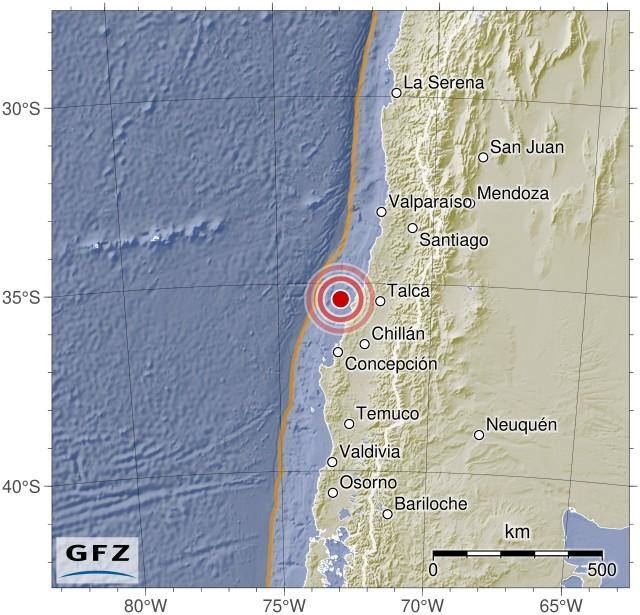 Seguimiento mundial de sismos - Página 5 Gfz2019tciy