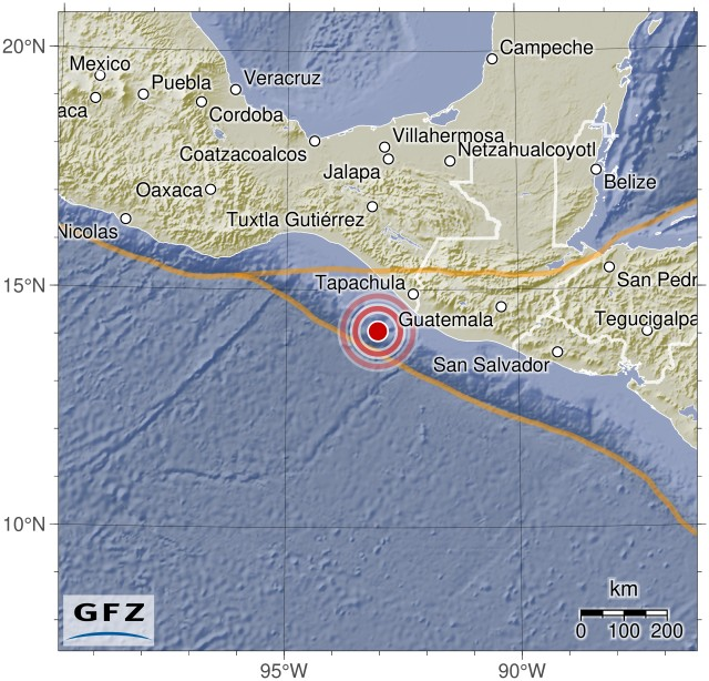 Seguimiento mundial de sismos - Página 5 Gfz2019wsmh